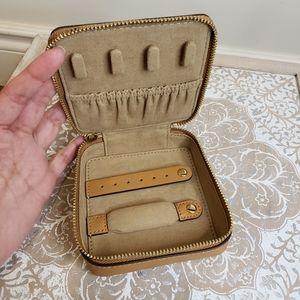 Tory Burch Emerson Jewelry Case